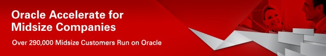 Oracle Accelerate for Midsize Companies