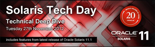 Solaris Tech Day