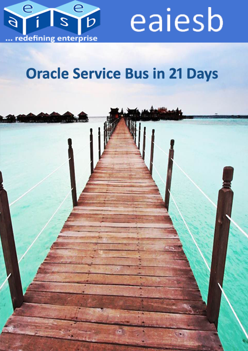 Oracle Service Bus in 21 Days book cover