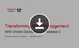 White Paper: Plug into the Cloud with Oracle Database 12c
