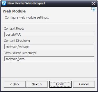 New Portal Web Project