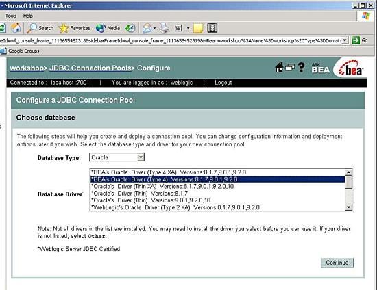Sql server jdbc driver 1 2 connection pooling