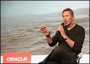 Larry Ellison Unveils Cloud Platform Services