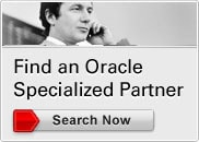 Oracle Specialized Partner