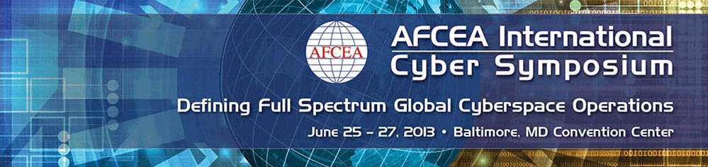 Oracle and AFCEA Cyber Symposium 2013