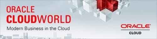 Oracle CloudWorld 2014 - Москва
