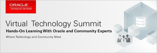 Virtual Technology Summit.