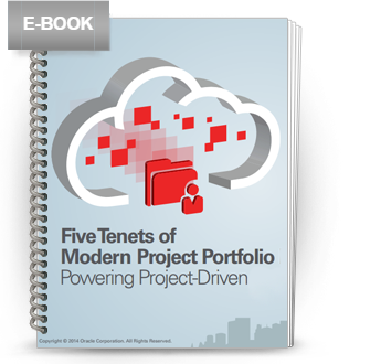 Five Tenets of Modern Project Portfolio Management