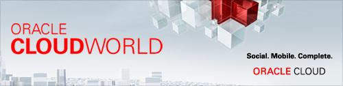 Oracle CloudWorld 2013 - Los Angeles