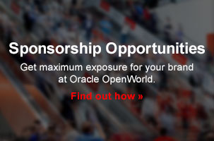 Sponsorship Opportunities, Get maximum exposure for your brand at JavaOne. Find Out More >>