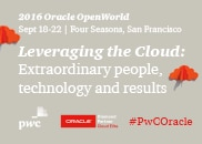 Extraordinary Results with PwC and Oracle Cloud