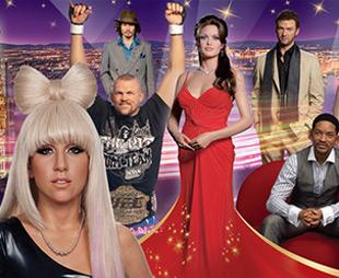 Madame Tussauds, Las Vegas