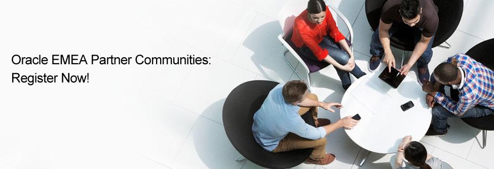 EMEA Oracle PartnerNetwork Community