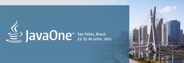 Emocionante Nuevo Contenido Para JavaOne Brasil 2015, Regístrese Ahora!