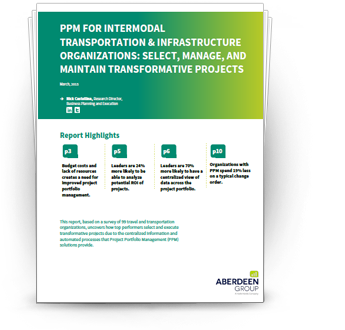 Enabling Transformative Projects in Travel and Transportation Infrastructure Industries