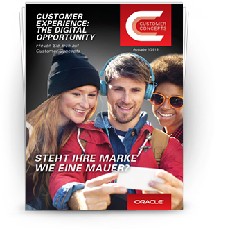 Oracle Customer Concepts-Magazin 2015