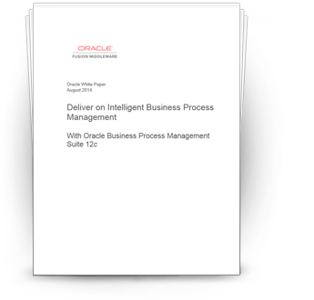 Deliver on Intelligent Business Process Management