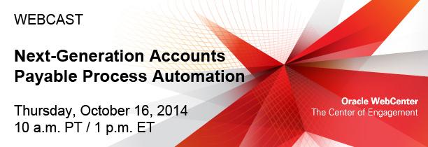 Next-Generation Accounts Payable Process Automation