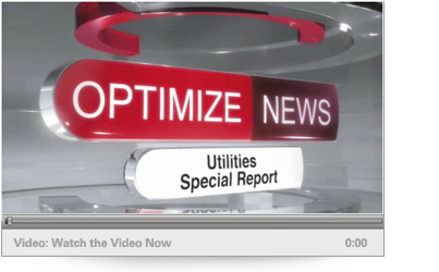 Optimized News: Utilities Special Report video