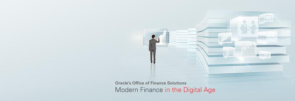 CFO Research Report: Modern Finance in the Digital Age