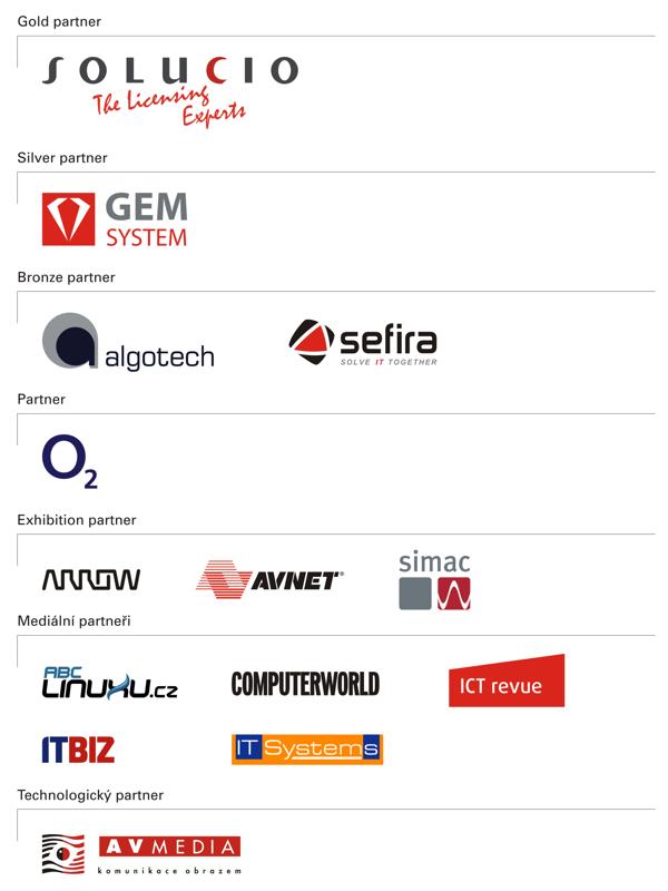 Oracle Day 2014 - Praha Logos