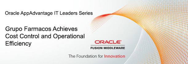 Oracle AppAdvantage IT Leaders Series