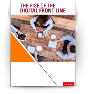 THE RISE OF THE DIGITAL FRONT LINE