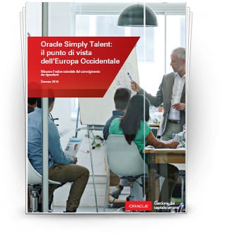 Oracle Simply Talent