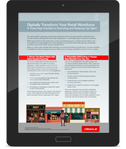 Digitally Transform Your Retail Workforce