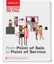 From Point of Sale to Point of Service