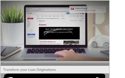 Transform your Loan Originations
