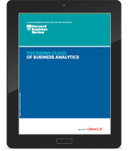 The Rising Cloud of Business Analytics