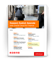 Connect, Control, Innovate with Oracle Cloud