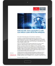 Research conducted by the Economist Intelligence Unit shows how firms can improve data security
