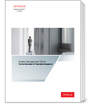 Oracle Management Cloud
