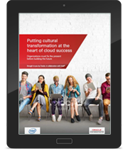 Putting Cultural Transformation at the Heart of Cloud Success