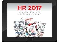Jedes Jahr bringt neue Herausforderungen und Chancen. Entdecken Sie, womit HR 2017 rechnen muss