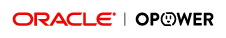 Oracle Opower Logo