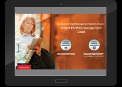Top Reasons Project Management Leaders Choose PPM Cloud