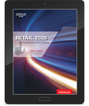 RETAIL 2025 Predictions on Innovation.
