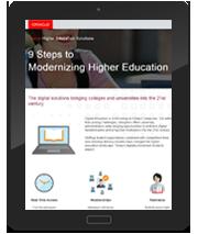 9 Steps to Modernizing Higher Education