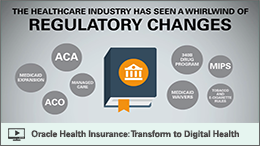 Oracle Health Insurance: Transform to Digital Health