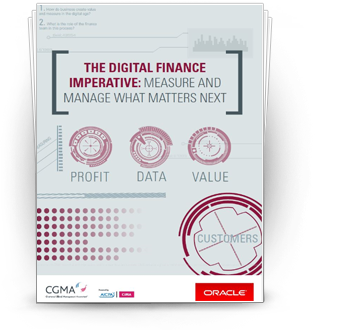Report - The Digital Finance Imperative