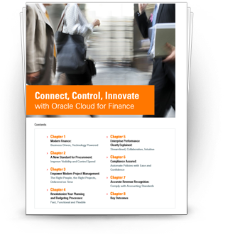 Connect, Control, Innovate with Oracle Cloud for Finance - Asset
