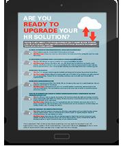 HR Upgrade Readiness Checklist