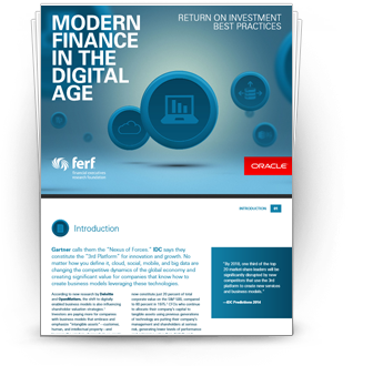 Modern Finance in the Digital Age: ROI Best Practices