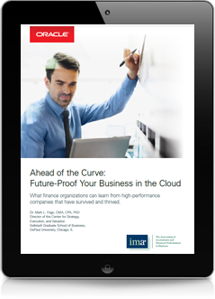 Learn How to Future Proof Your Business in the Cloud