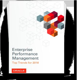 Enterprise Performance Management - Top Trends for 2016