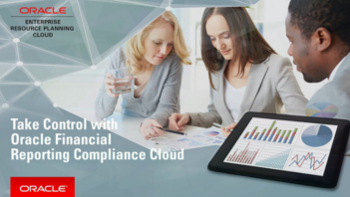 Take Control with Oracle Financial Reporting Compliance Cloud