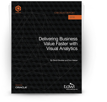 Delivering Business Value Faster with Visual Analytics